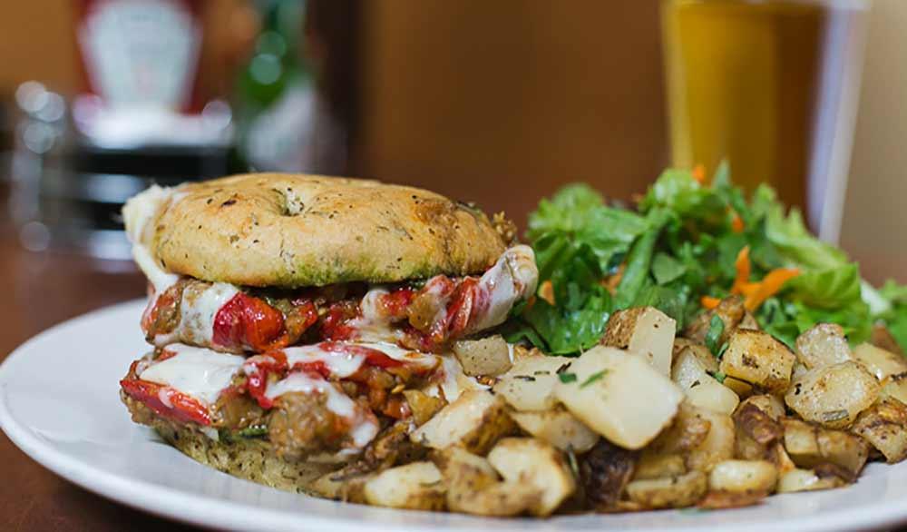 MEDITERRANEAN Sandwich - Best place to eat