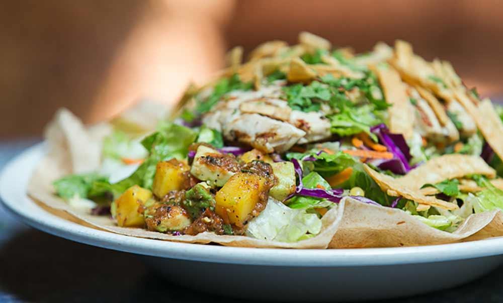 CANCUN Salad - crepevine-Restaurant