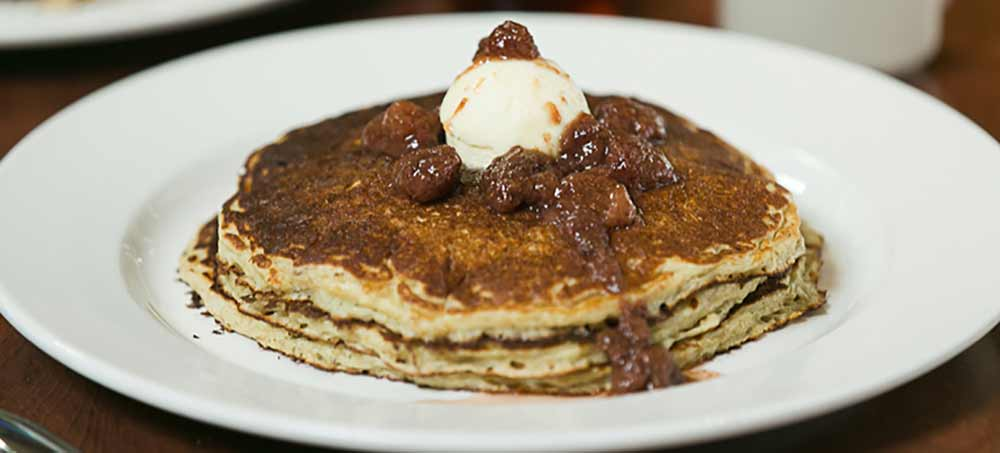 GLUTEN-FREE PANCAKES - Comfort Food: Restaurant Near You