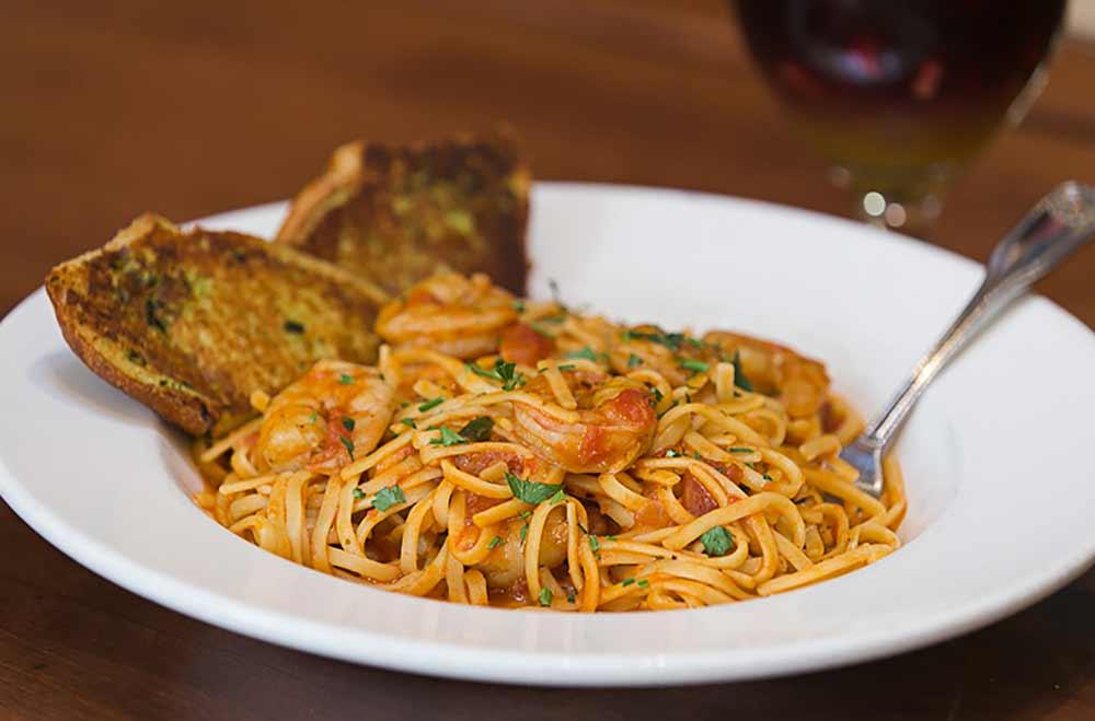 CAPRI Pasta crepevine Restaurant